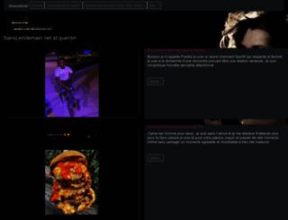 st-quentin.sanslendemain.net screenshot