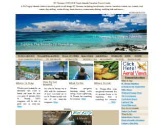 st-thomas.com screenshot