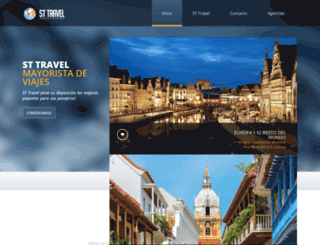 st-travel.net screenshot