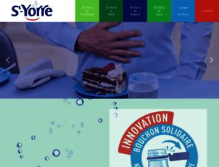 st-yorre.com screenshot