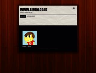 st289324.sitekno.com screenshot