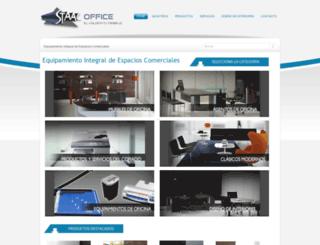 staacoffice.com.ar screenshot