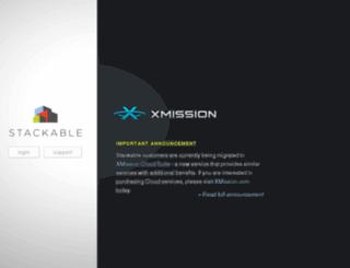 stackable.com screenshot