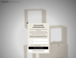 stackedconfigurator.muuto.com screenshot