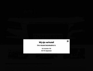 stadhuisautos.nl screenshot