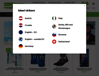 stadionshop.com screenshot