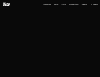 stadiumsportscamp.se screenshot