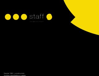 staffbrasil.com.br screenshot