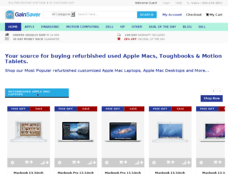 Mac Of All Trades. If you're looking for a MacBook, MacBook Air, or MacBook Pro, Mac of All Trades is a site worth considering. It offers a robust selection of used and refurbished Mac computers.