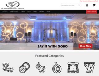 stagespot.com screenshot