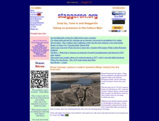 staggeron.com screenshot