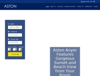 staging.aston-international.com screenshot