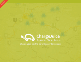 staging.chargejuice.com screenshot