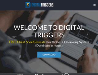 staging.digitaltriggers.io screenshot