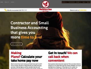 staging.no-worries.co.uk screenshot