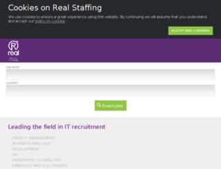staging.realit.com screenshot