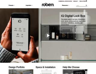 staging.robern.com screenshot