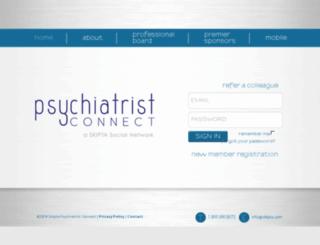 stagingpsychiatristconnect.skipta.com screenshot