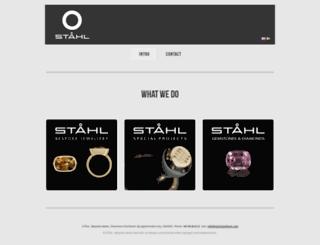 stahlstockholm.com screenshot