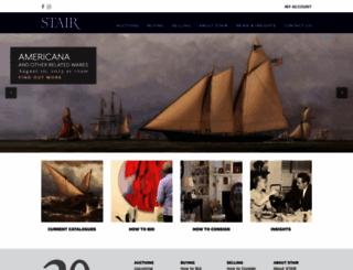 stairgalleries.com screenshot