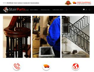 stairparts.net screenshot