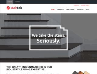 Stairtek.com Screenshot