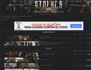 stalkerspain.forogratis.es screenshot