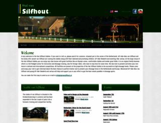 stalvansilfhout.nl screenshot