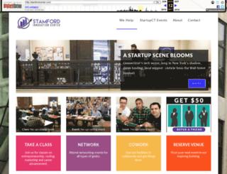 stamfordicenter.com screenshot