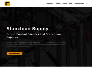 stanchionsupplystore.com screenshot