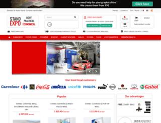 stand-expo.com screenshot