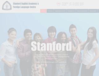 stanfordenglish.co.in screenshot