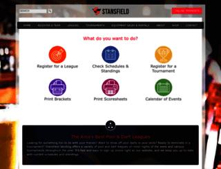 stansfieldvending.com screenshot