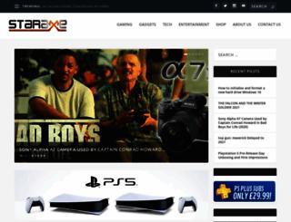staraxe.com screenshot