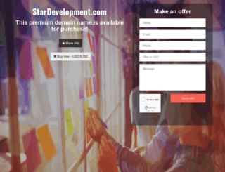stardevelopment.com screenshot