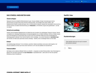 stardsl.de screenshot
