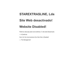 starextrasline.pt screenshot