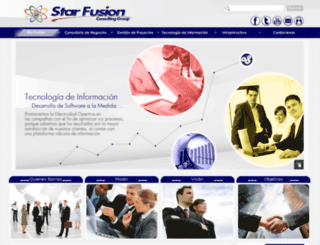 starfusioncg.com screenshot