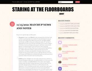 staringatthefloorboards.wordpress.com screenshot