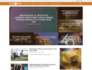 starkinsider.com screenshot