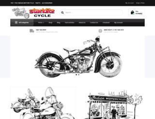 starklite.com screenshot