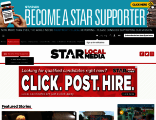 starlocalmedia.com screenshot
