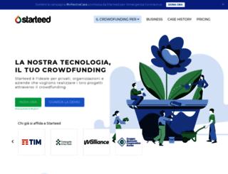 starteed.com screenshot