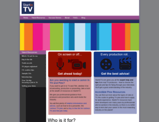 startintv.com screenshot