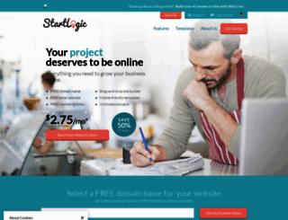 startlogic.com screenshot