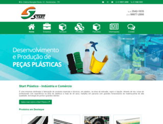 startplastico.com.br screenshot