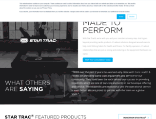 startrac.com screenshot