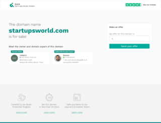 startupsworld.com screenshot