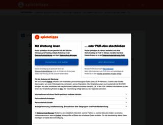 starwars.gamona.de screenshot