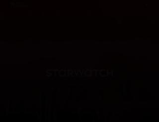 starwatch.de screenshot